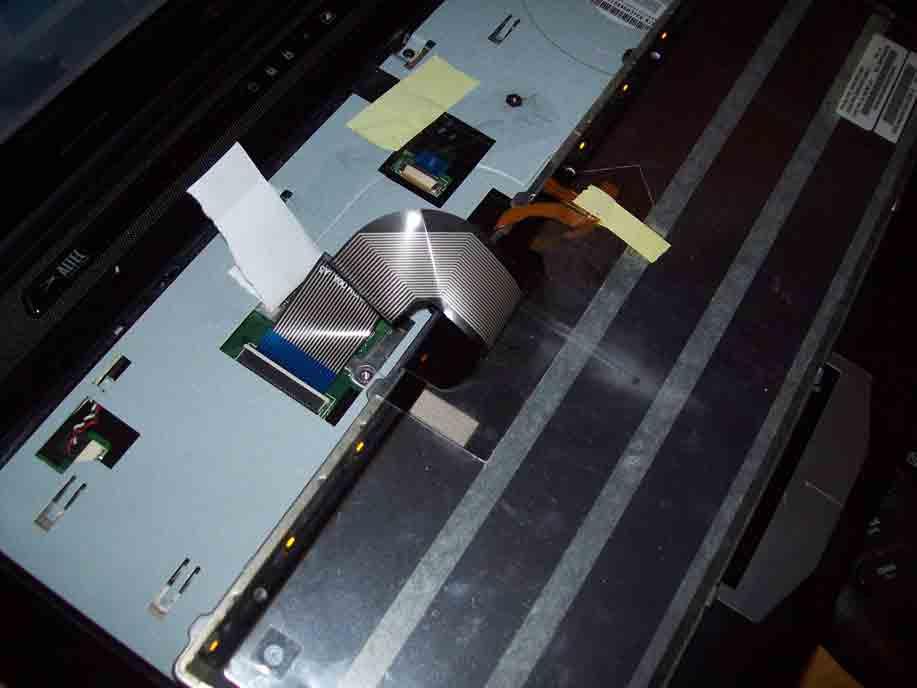 ASUS G50 G51 Keyboard Problem: Backspace, P, and 1 keys don
